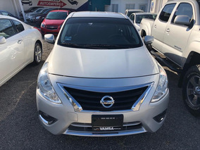 Nissan Versa Advance 2017 Aut.