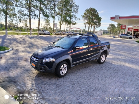Fiat Strada Adventure Adventur Looker