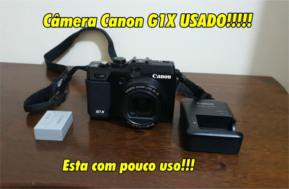 Canon Powershot G1 X!!! Promoção