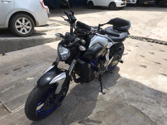 Yamaha Mt 07 2015