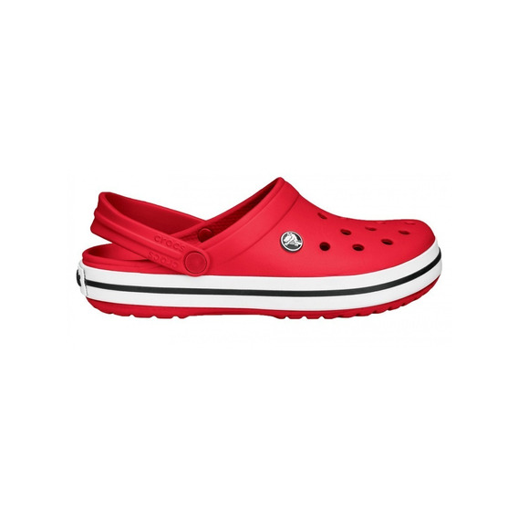 Crocs Band Red Envio Full