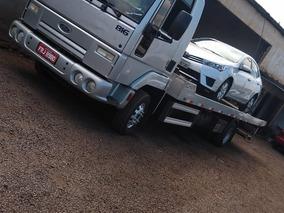 Ford Cargo 816 S - 2013 - Guincho Plataforma P/ 3 Carros !!!