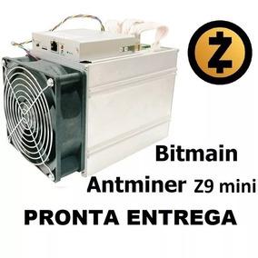 Antminer Z9 Mini Mineradora Zcash Sem Fonte Usada
