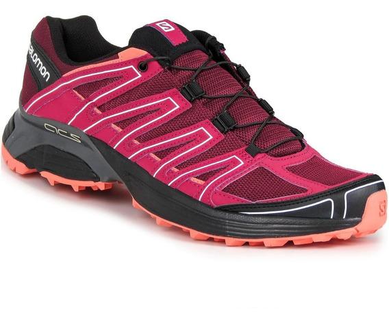 Zapatillas Salomon Xt Taurus W Trail Running Mujer Original