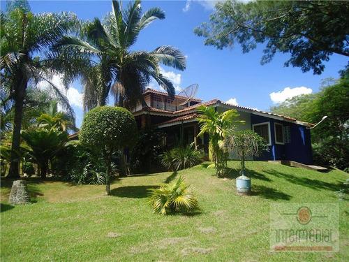 Chácara Residencial À Venda, Fazenda Castelo, Boituva - Ch0176. - Ch0176