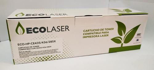 Imagen 1 de 1 de Toner Comp Ce-285a  Laserjet P 1100/1102/1102w/m1130/1210