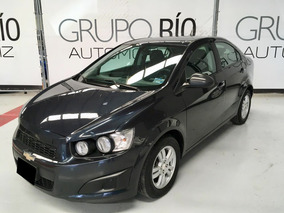 Chevrolet Sonic 1.6 Lt At 4 P