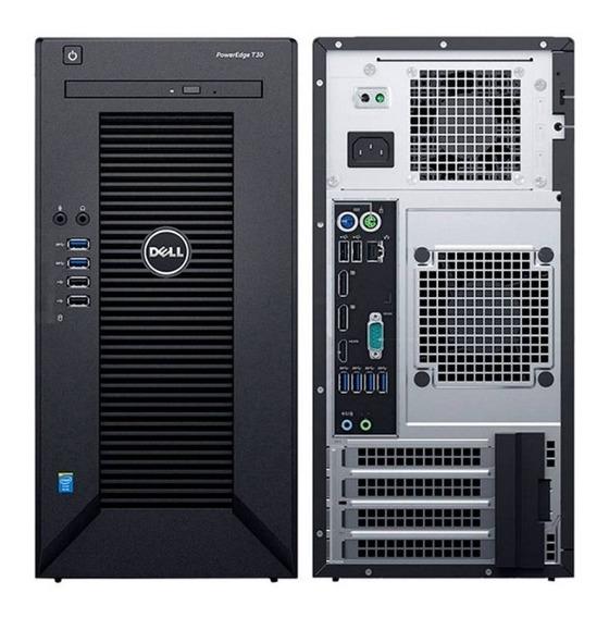 Servidor Dell Power Edge T30 Xeon E3-1225 V5 3.3ghz 8gb 1tb
