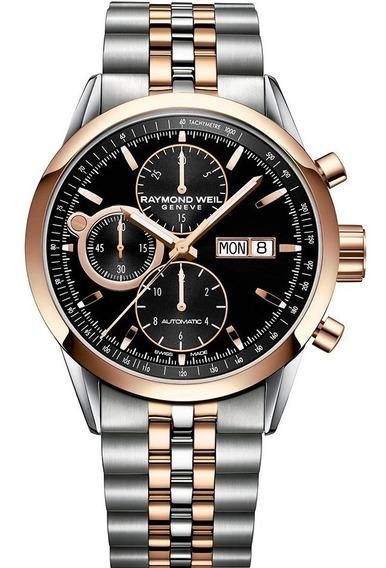 Nuevo! Reloj Raymond Weil Freelancer Crono Rw2760st35000