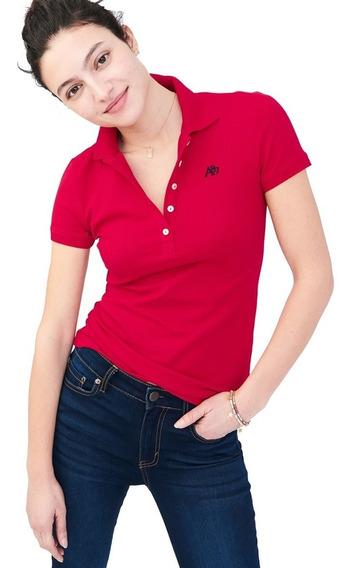 Camisa Polo Feminina Aeropostale - Tam: P, G E Gg - P10