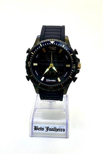 Relógio X Games Masculino Anadigi