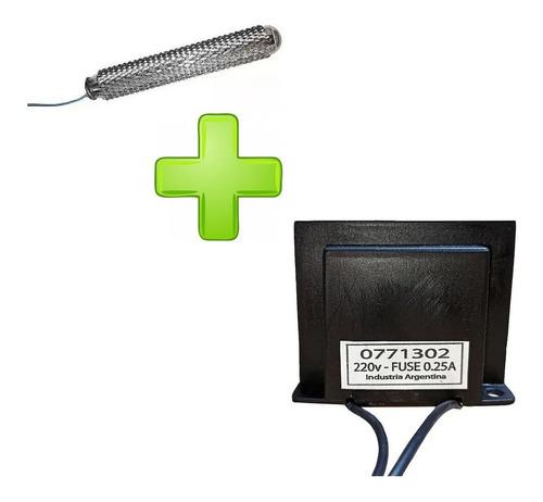 Repuesto (lampara + Transformador) Ozonizador Pluzono