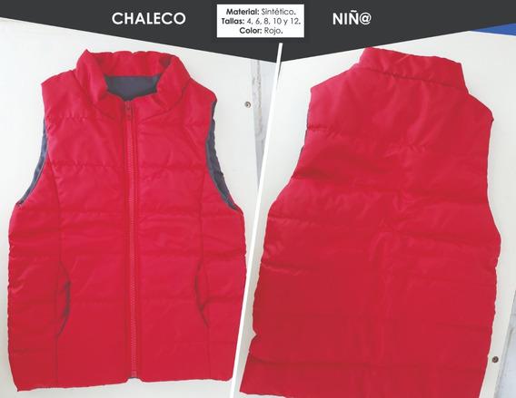 Chaleco Niño Niña