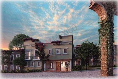Casas De 200 M2 Con Roof Garden En San Miguel De Allende