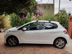 Peugeot 208 Active Nivel 2 Blanco Impecable