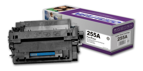Toner Compatible Hp Ce255a (55a) Para P3015 P3010 P3011