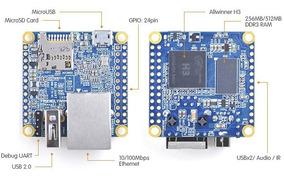 Nano Pi Neo 512 1.2 Ghz
