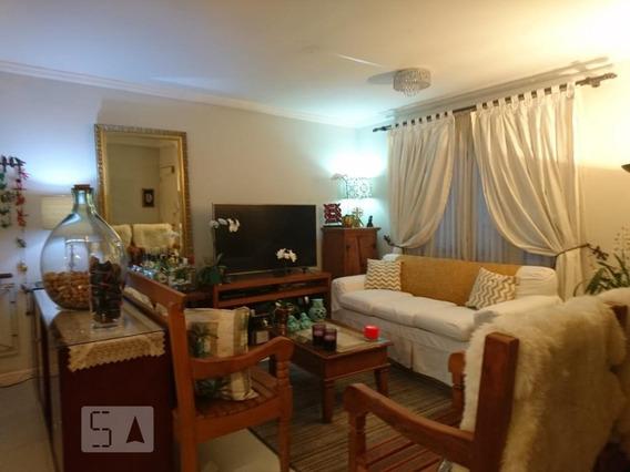 Casa Para Aluguel - Vila Mascote, 3 Quartos, 110 - 893084958