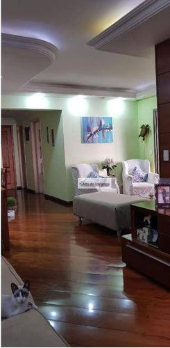 Imagem 1 de 16 de Apartamento Com 3 Dormitórios À Venda, 103 M² - São Judas - São Paulo/sp - Ap5550