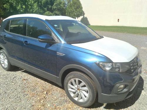 Volkswagen Financia T-cross 0km Comfort At Cuotas Fijas  G-