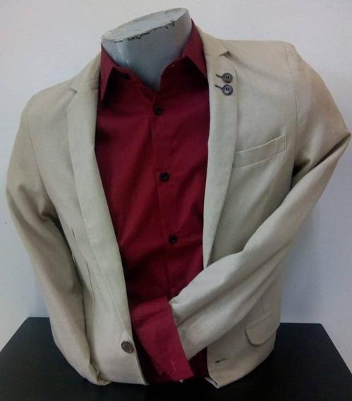 Camisa Para Caballero Color Vino
