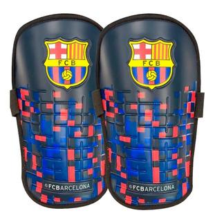 Canilleras Barcelona Drb® Licencia Oficial Futbol Niños