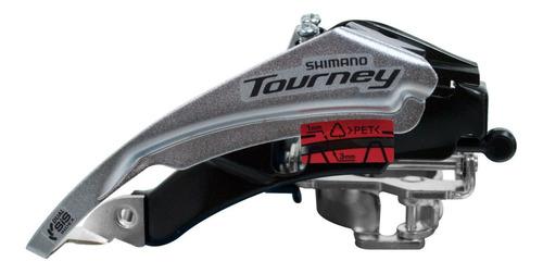 Descarrilador Bicicleta Mtb Shimano Fd-ty500 Tourney - Racer