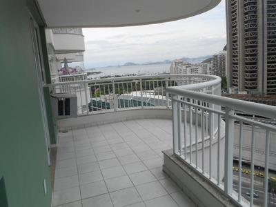 Flat Residencial À Venda, Botafogo, Rio De Janeiro. - Fl0170
