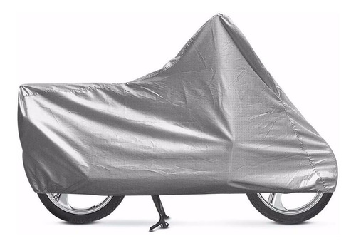 Funda Cubre Moto Bicicleta Impermeable Tubelux
