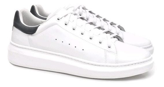 Tênis Sneaker Masculino Branco