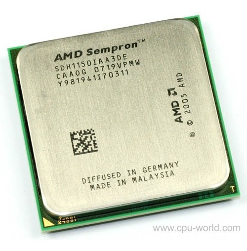 Processador Amd Sempron 2.0ghz Socket Am2 Enviamos Td.brasil