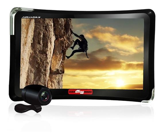 Gps Automotivo 7 Polegadas Tv Digital Alerta Radar 4 Rodas