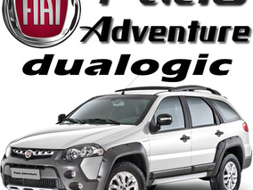 Fiat Palio Adventure 1.6 At 4cil Touch Camara Sensor Rev Rhc