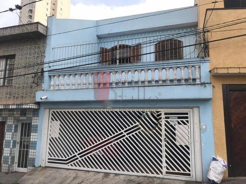 Imagem 1 de 15 de Sobrado - Vila Oratorio - Ref: 7333 - V-7333