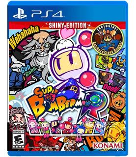 Super Bomberman R Edition Shiny Playstation 4