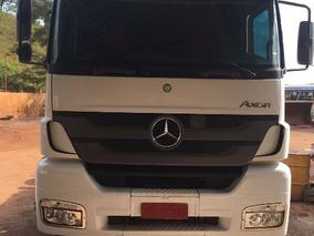 Mercedes 2644 6x4 Ano 2013/2013 Muito Novo Impecável