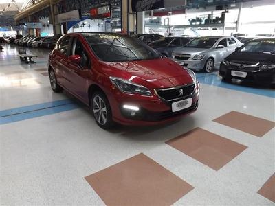 Peugeot 308 1.6 Griffe Thp 16v Flex 4p Automático 2016/2017