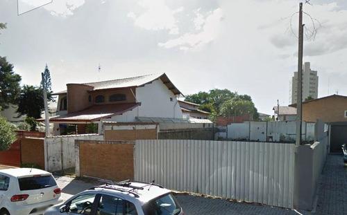 Terreno Comercial Para Locação, Jardim Esplanada, São José Dos Campos. - Te0350