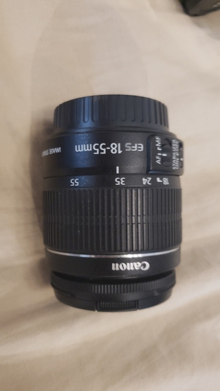 Câmera Fotográfica Canon T3i E Completa
