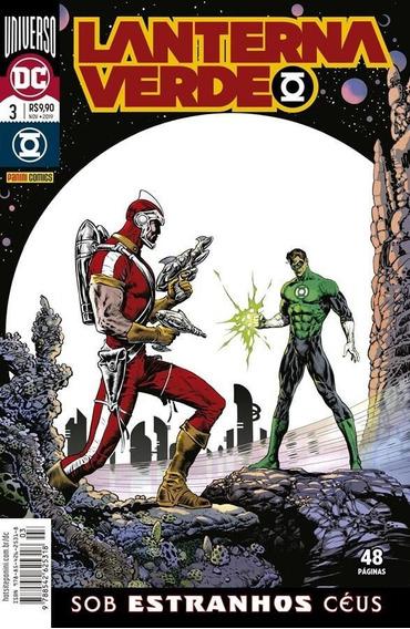 Lanterna Verde: Universo Dc - 3 - Sob Estranhos Céus