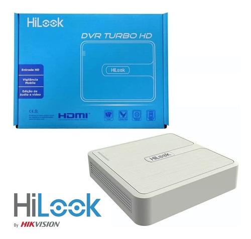 Kit 1080 Hikvision Hilook Dvr 8ch + 8 Camaras 1080p + D.d 1t
