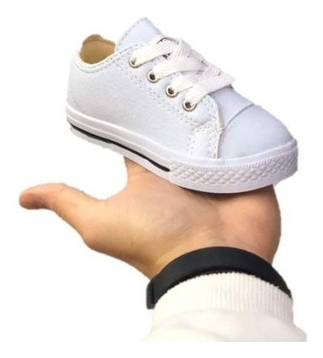 Tênis Bebe Infantil Converse All Star - Foto Real