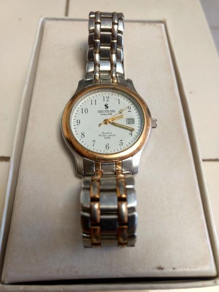 Relógio Séculus Long Life 50 Mt