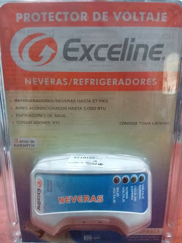 Protector De Nevera Exceline Gsm-n