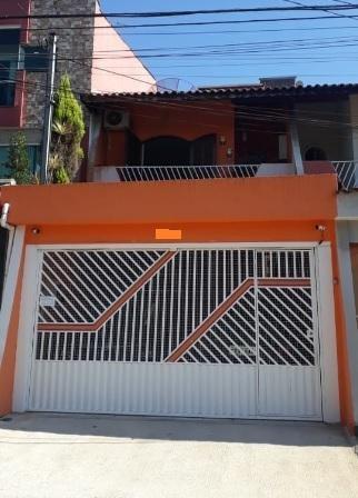 Imagem 1 de 24 de Sobrado À Venda, 186 M² Por R$ 750.000,00 - Nova Petrópolis - São Bernardo Do Campo/sp - So20300
