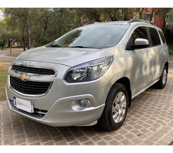 Chevrolet Spin 1.8 Active 5pas