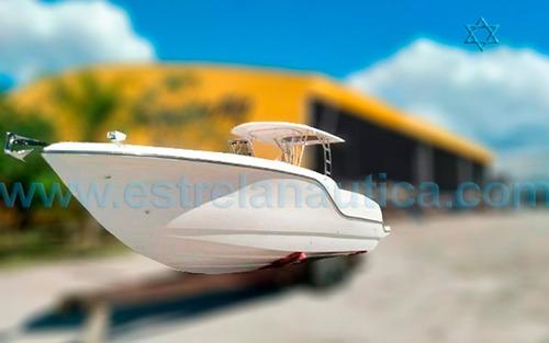 Imagem 1 de 8 de Lancha Fishing Seatech 300 Barco Iate Schaefer Nx Azimut Fs