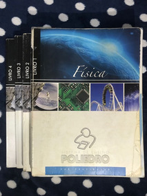 Apostila Física Poliedro Medicina/enem - 4 Volumes