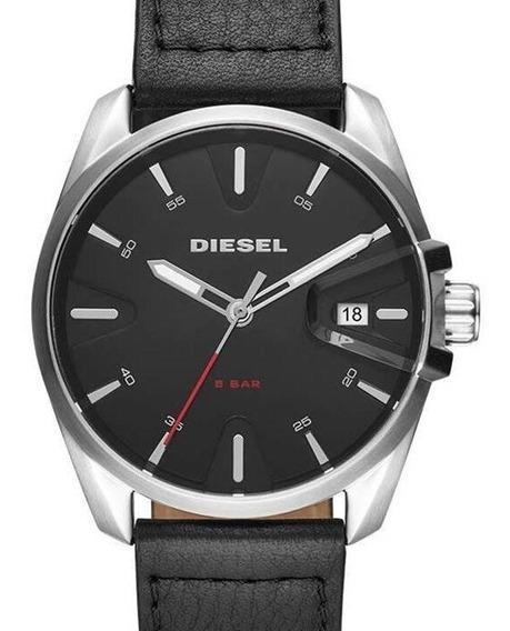 Relógio Diesel Masculino Couro - Dz1862 Lancamento