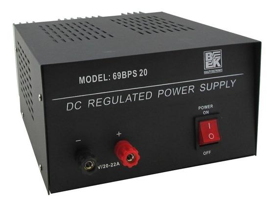 Dc Regulated Power Supply 13,8v Ca-25a